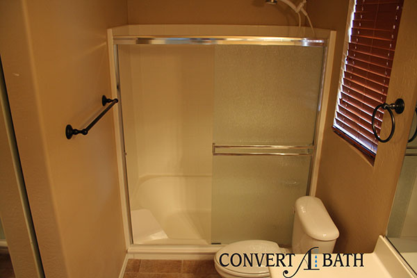 Full cut bathtub conversions in Phoenix, AZ