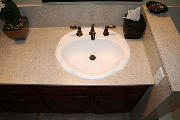 Vanity refinishing in Phoenix, AZ