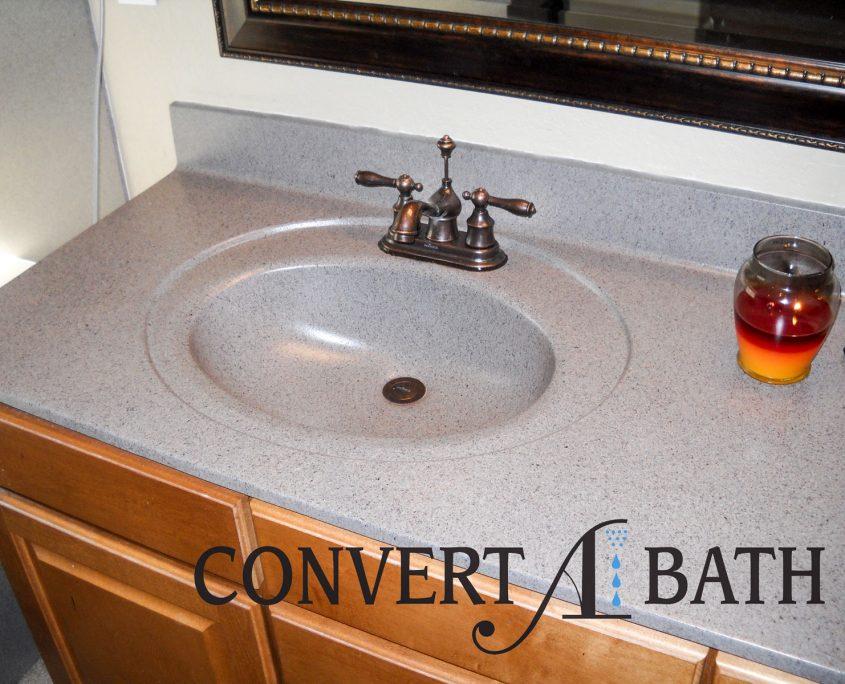 Cultured Marble Sink Vanity Top