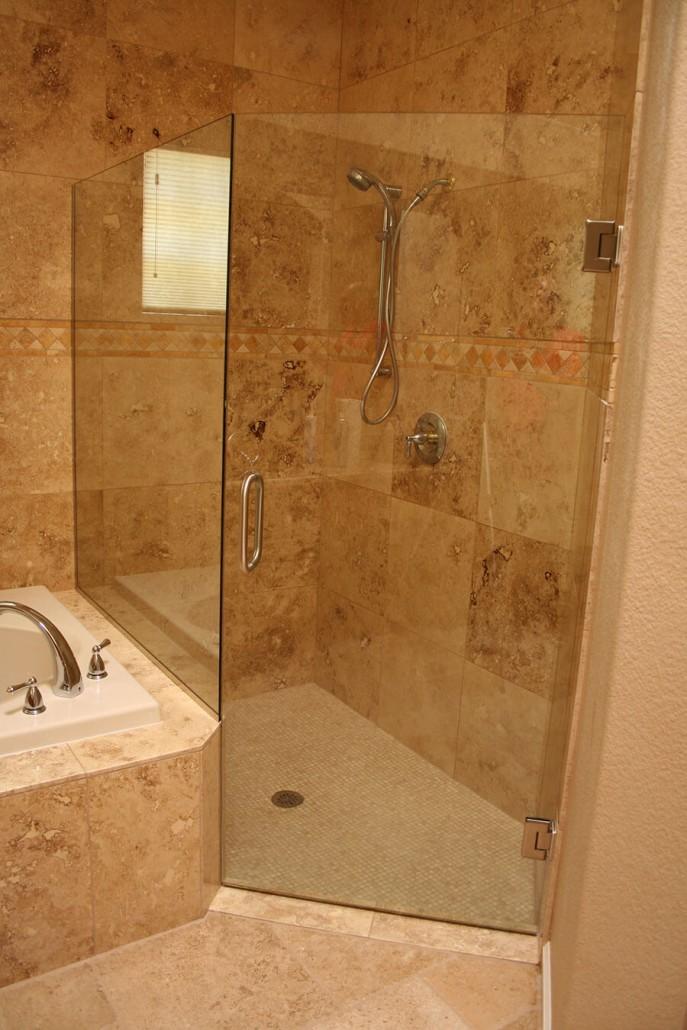 frameless glass convertabath 174 bathtub glass shower doors decor ideasdecor ideas