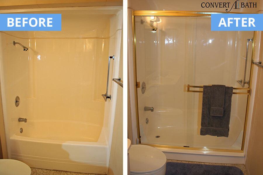 Lovely Tub Sliding Doors Stock Of Bathtub Decor