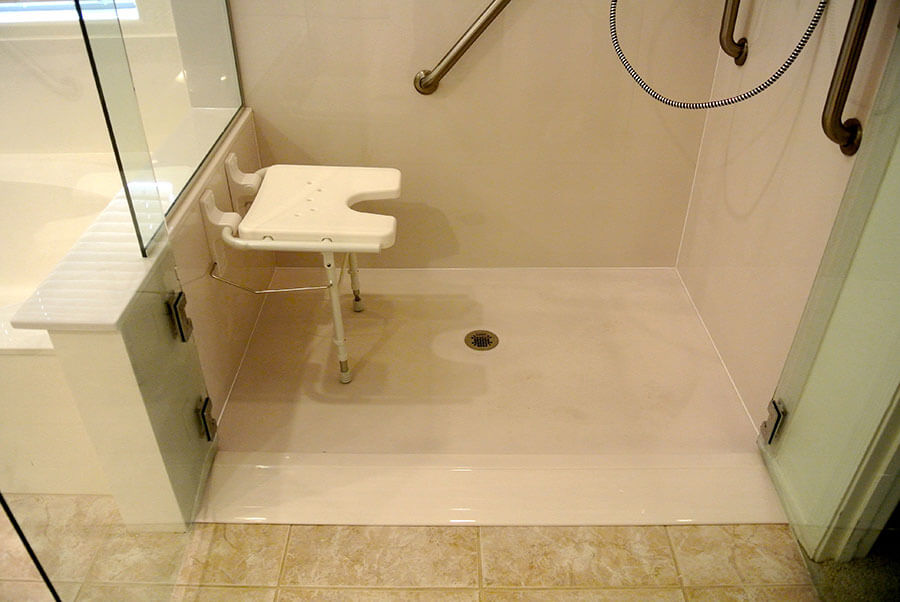 Accessible Showers Convertabath - Accessible showers bathroom