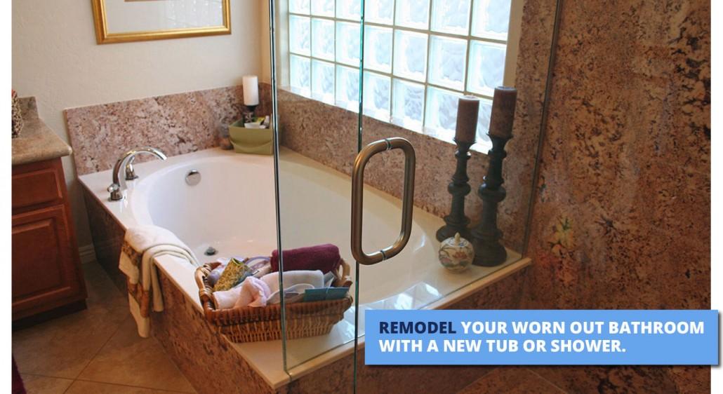 Home Convertabath - Bathroom remodel gilbert az