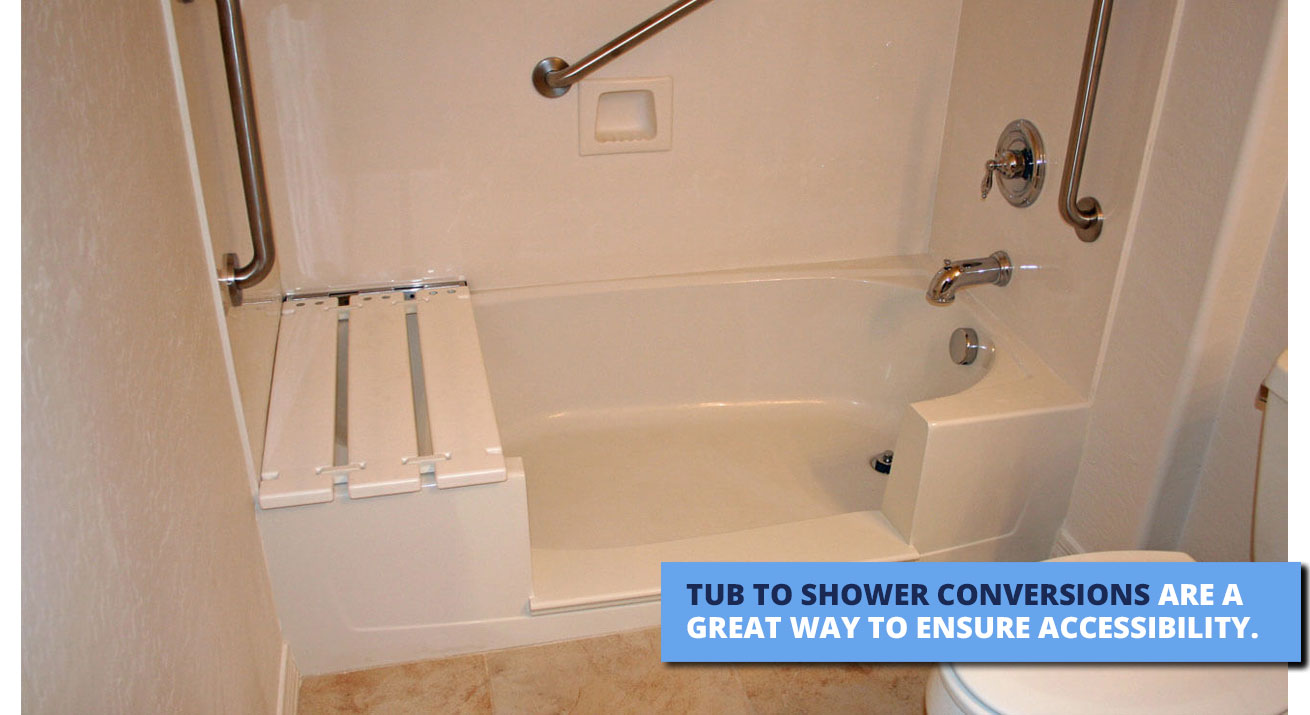 Tub conversions in Phoenix, AZ