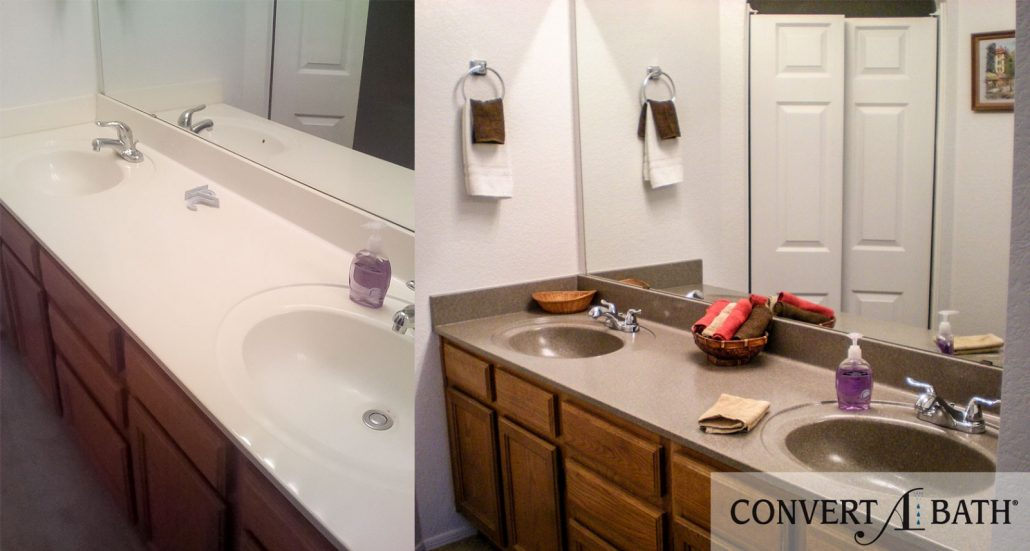 Refinish bathroom